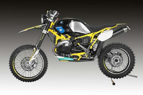 Touratech R9X. The Ultimate Enduro Boxer