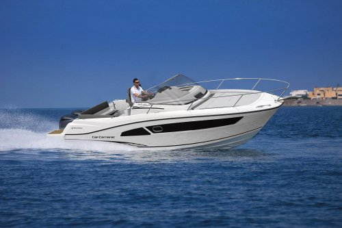 New Jeanneau Cap Camarat 9.0 Walk-Around will debut at Cannes Yachting Festival