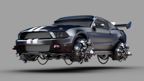 These post-apocalyptic cars are amazingly badass