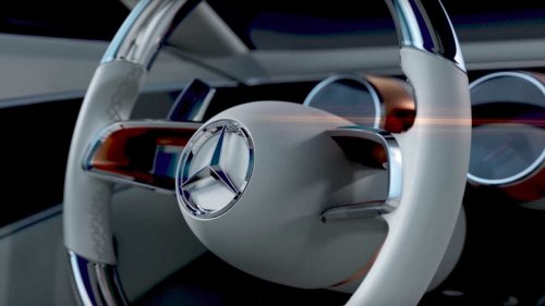 New Vision concept teased by Mercedes-Benz, expect a jaw-dropping creation