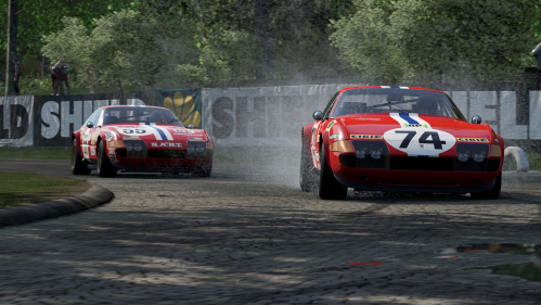 Project Cars 2 will feature 10 Ferraris