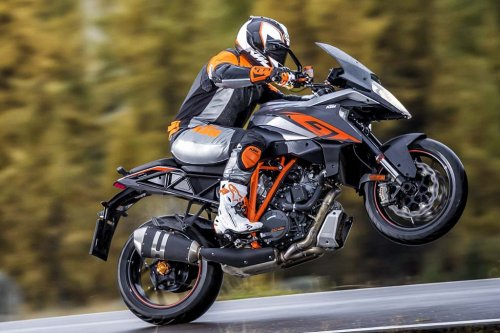 Five Sport Touring bikes that will keep your adrenaline up