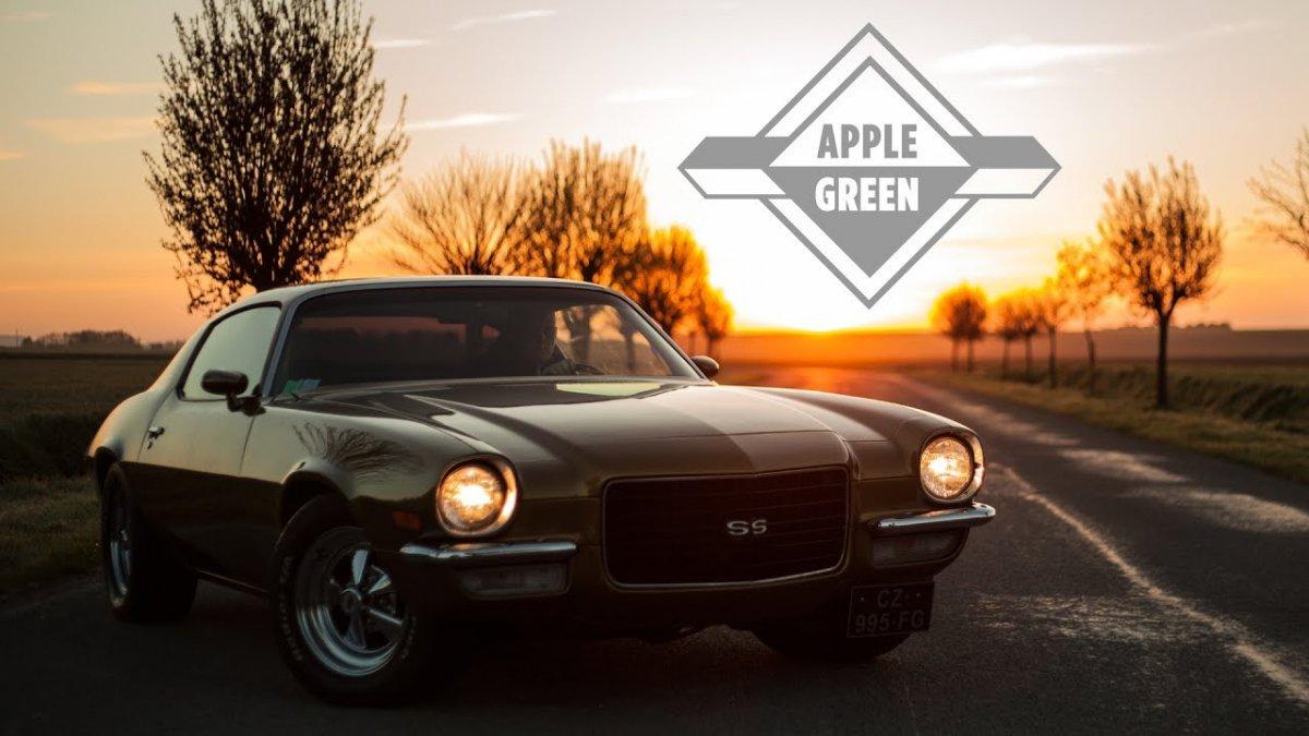1973 Chevrolet Camaro SS enjoys life à la campagne