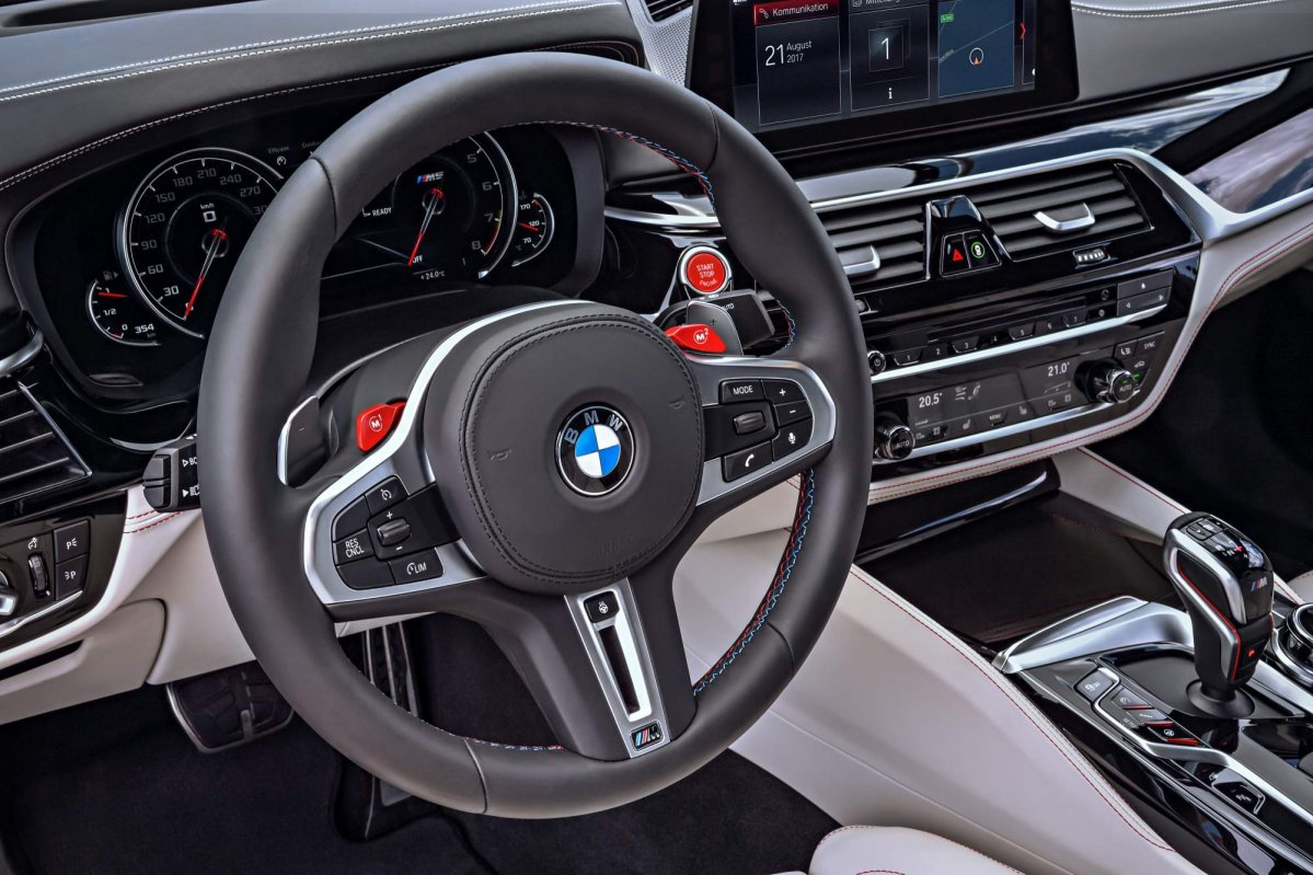 2018 Bmw M5 Is Your All Weather Highly Intelligent Super