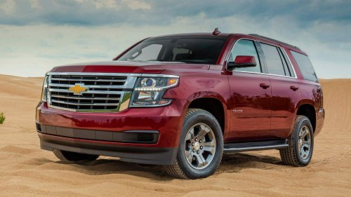2018 Chevrolet Tahoe Custom adds capability, cuts pricing