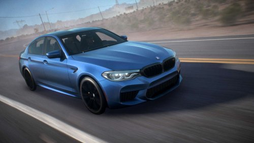 Need For Speed Payback lets you drive the new 2018 BMW M5