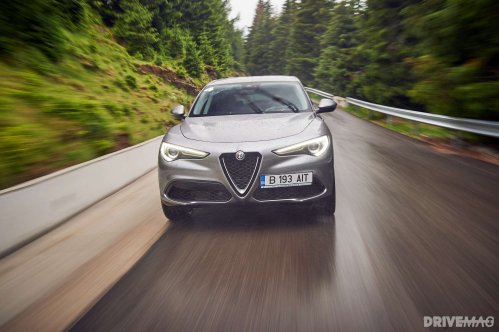 2017 Alfa Romeo Stelvio First Edition 280 review: Wholehearted