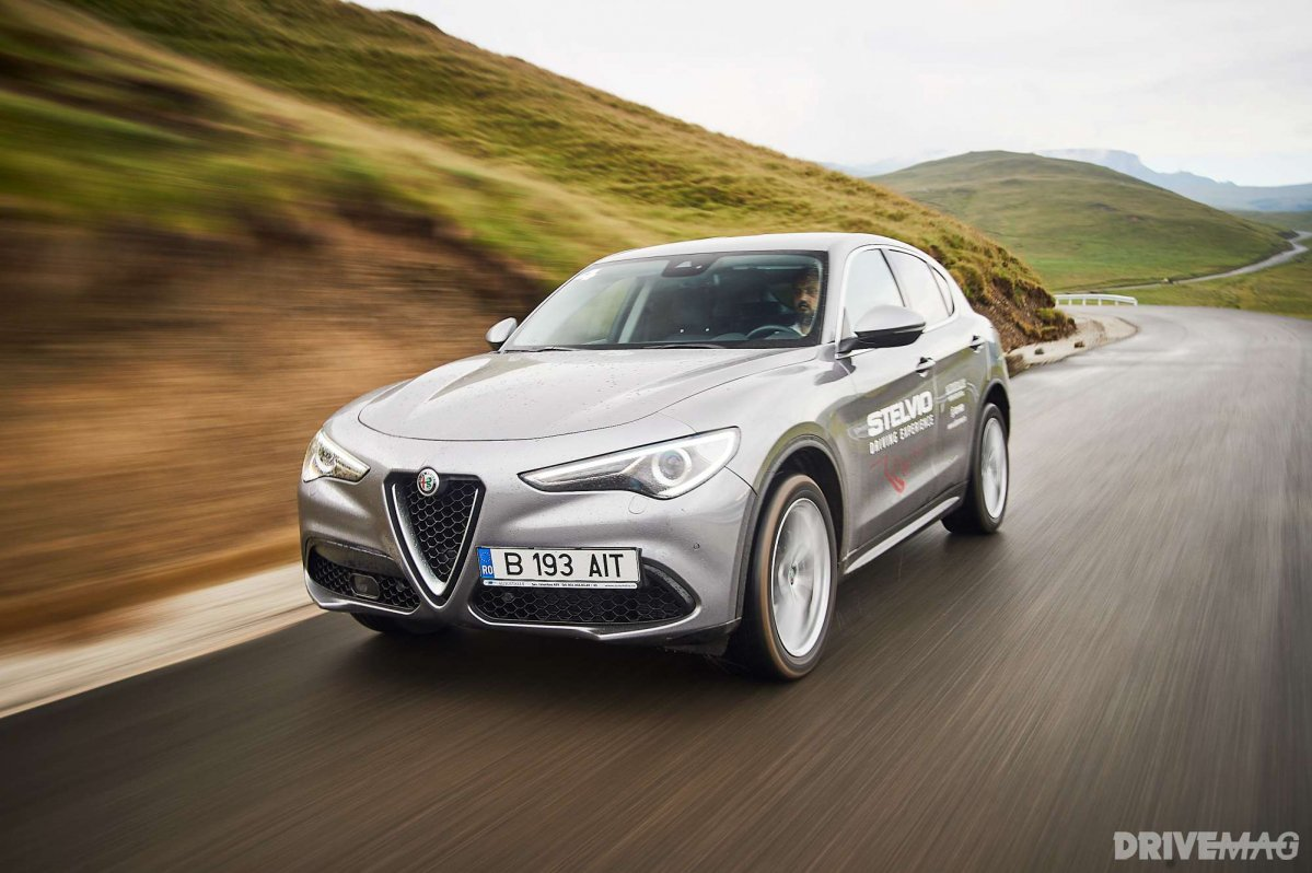Alfa Romeo Stelvio 2 0 Turbo Review Wholehearted