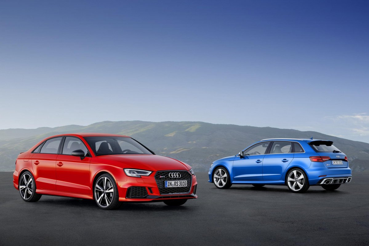 2018 Audi RS3 quattro review  CarAdvice