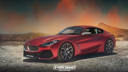 Bmw z4 related car articles