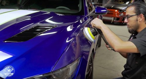 Detailed video shows how to polish your car properly