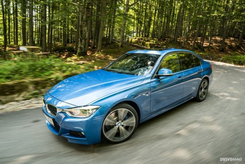 2017 BMW 340i xDrive review - understated ubersoldat