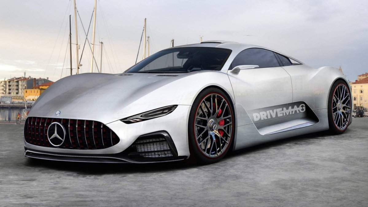 Mercedes Amg Confirms Frankfurt Debut For Pre Production