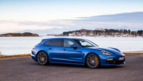 Video reviews are full of praise for the 2018 Porsche Panamera Sport Turismo