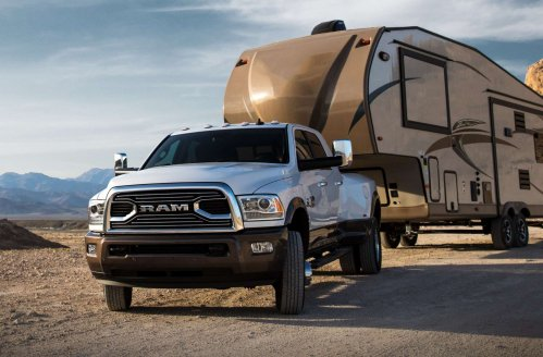 2018 Ram 3500 HD can tow your house with 930 lb-ft of torque