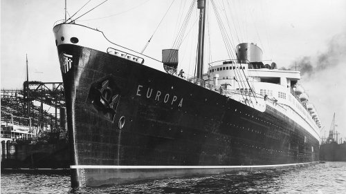 The Golden Era of Transatlantic Voyage - Ep. 5 Europa. The German liner which got a second lease of...