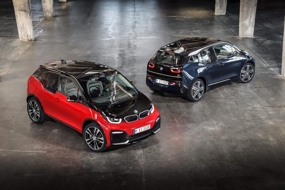 2018 BMW I3s Injects Sportiness Into Munichs EV
