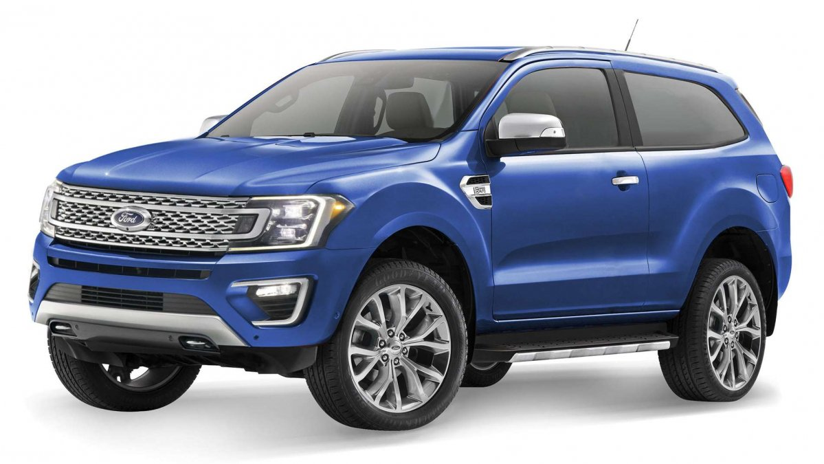 Here S Another Look At A Potential 2020 Ford Bronco Suv