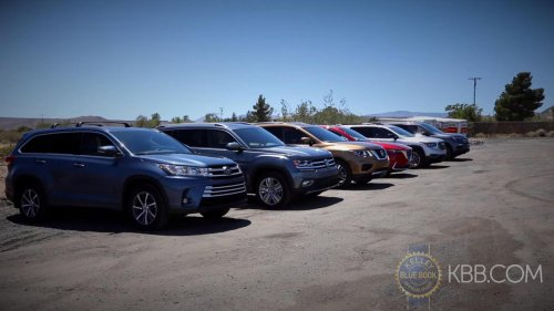 What midsize SUV is best for your family? KBB's mega-review tries an answer