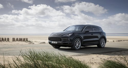 2019 Porsche Cayenne is here! Official info and specs