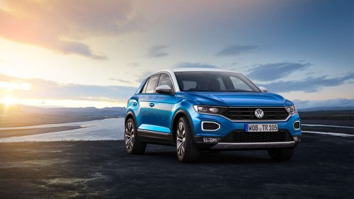 New VW T-Roc squeezes into the CUV segment: official info and specs