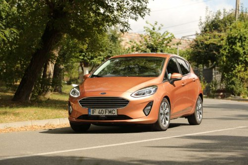 Driving the 2017 Ford Fiesta: what I learned after 300 km