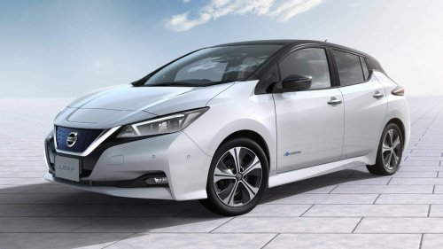 All-new 2018 Nissan Leaf goes farther, looks better
