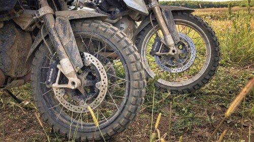 Michelin Anakee Wild vs. Continental TKC 80 Twinduro Review