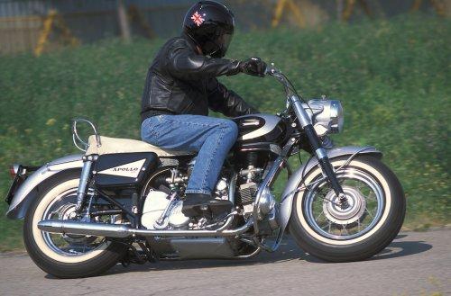 DUCATI V4 APOLLO 1260 Road test: Riding Ducati's Dinosaur