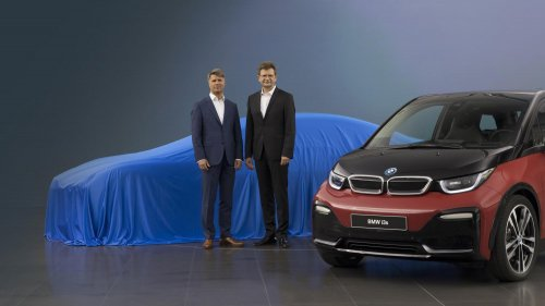 BMW set to leave Tesla behind, announces 12 EV models in the next eight years