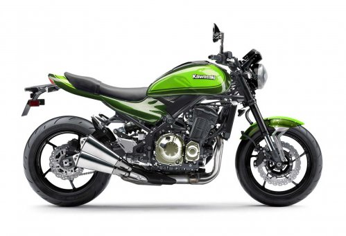 Kawasaki Z900RS on it's way