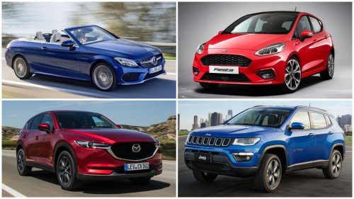 Euro NCAP: new Jeep Compass, Ford Fiesta, Mazda CX-5 earn top ratings
