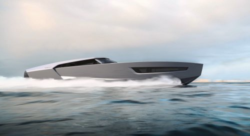 Superfly GT 42 powerboat concept is a sight to behold