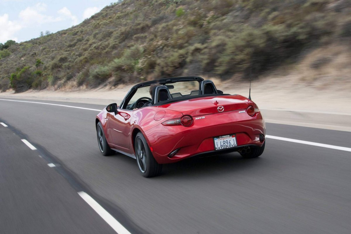 ... Five Affordable And Fun To Drive Convertibles You Can Buy In The U.S.  Right ...