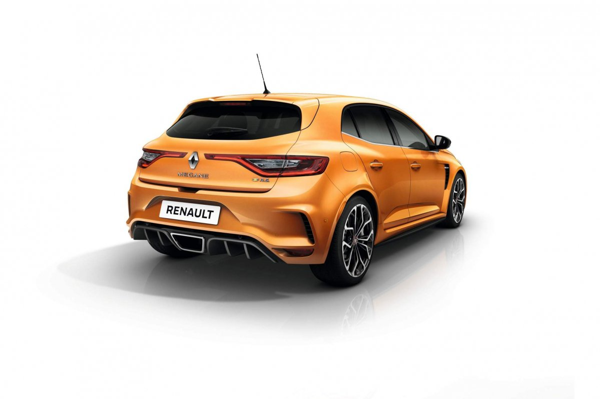 2018 renault megane rs sport.  renault 2018 renault megane rs powers into frankfurt with 280hp 18l turbo  all with renault megane rs sport