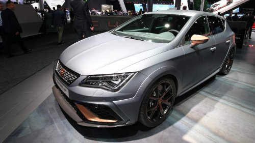Limited-edition SEAT Leon Cupra R takes over as brand's most powerful car
