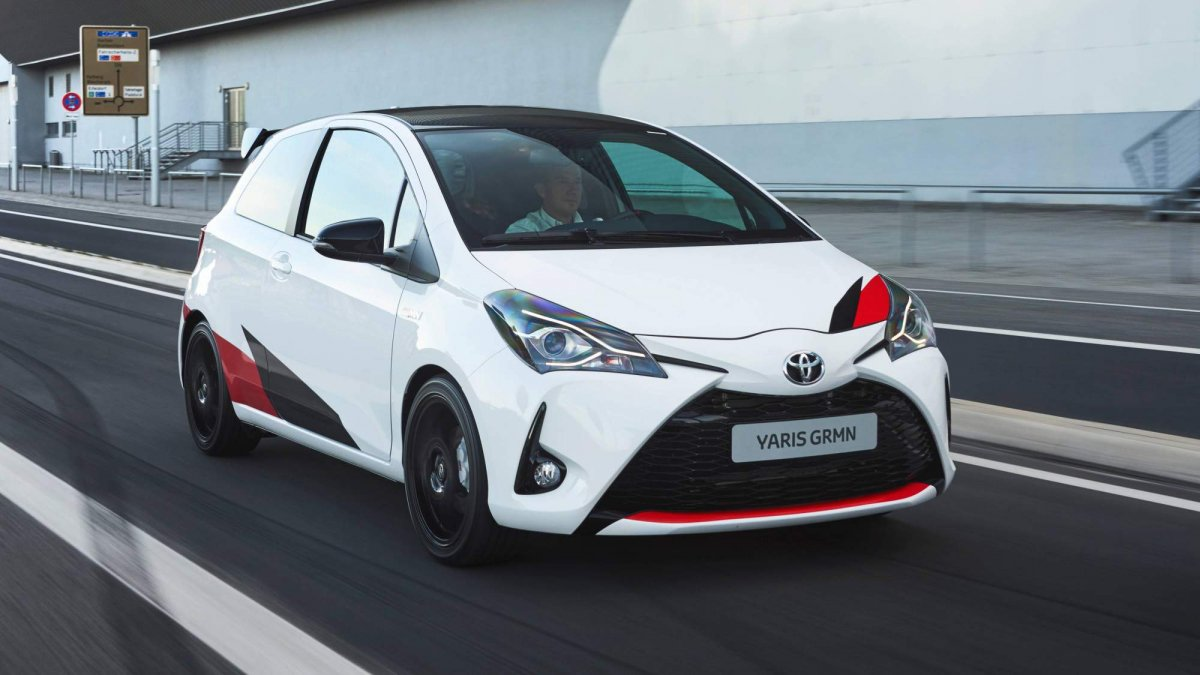 Toyota Yaris Size - Car Reviews 2018