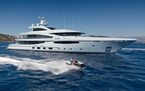 First Amels 188 superyacht sold