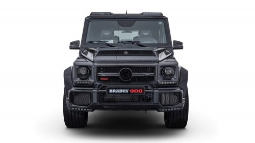 Brabus 900 One of Ten will leave stock Mercedes-AMG G65 in the dust