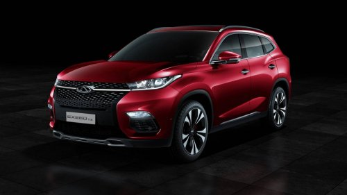 EXEED brand is Chery's answer to Europe