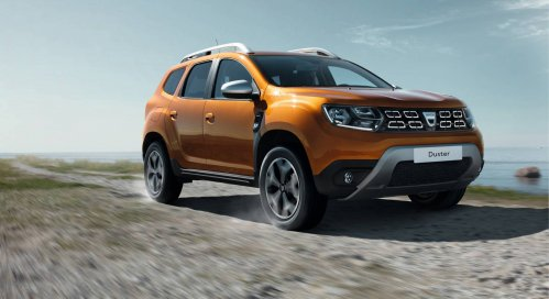 The new Dacia Duster keeps its low price, comes with a lot more goodies