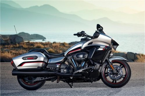 Yamaha unveils new Bagger for the US market