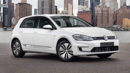 2017 VW e-Golf offers longer range, more equipment from $30,495