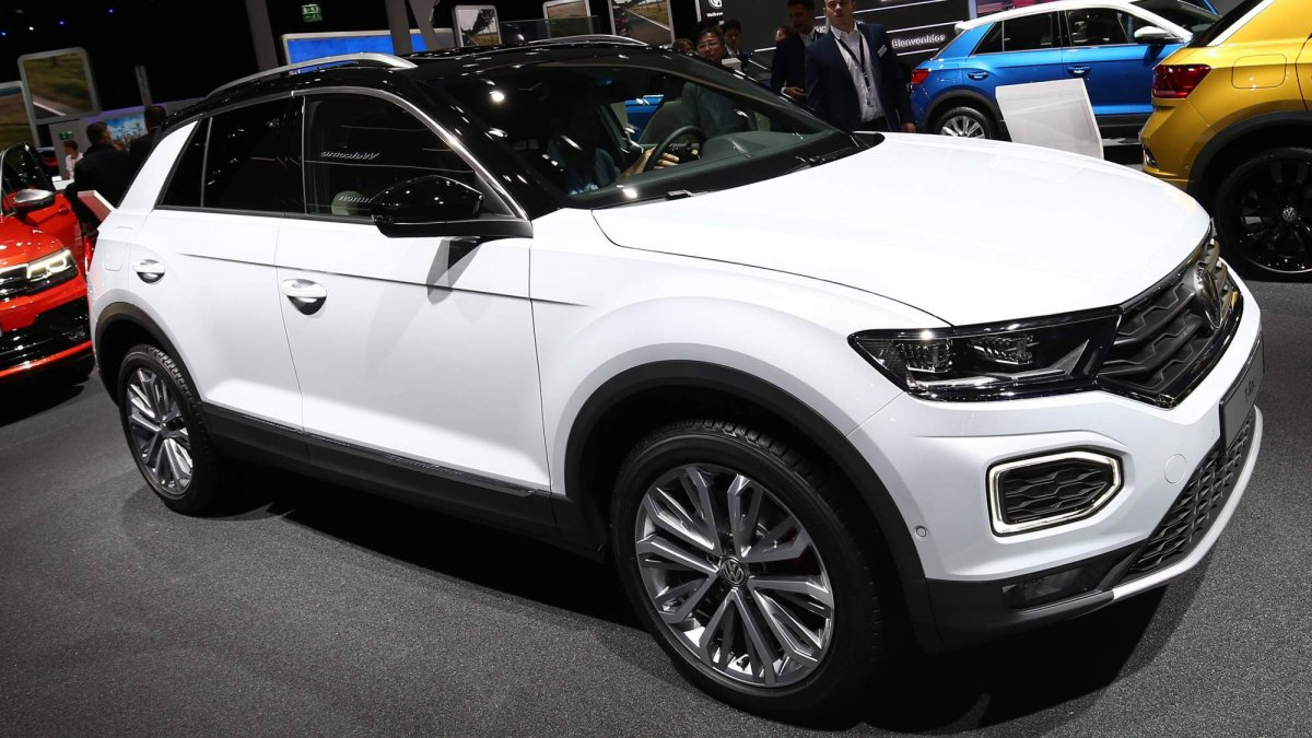 Volkswagen T Roc Tarif : all new vw t roc has 20 390 starting price in germany ~ Pogadajmy.info Styles, Décorations et Voitures