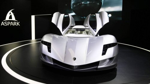 Aspark Owl might just be the fastest accelerating car you've never heard of