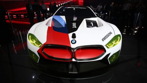 BMW M8 GTE endurance racer just can't wait to prove itself at the 24 Hours of Le Mans