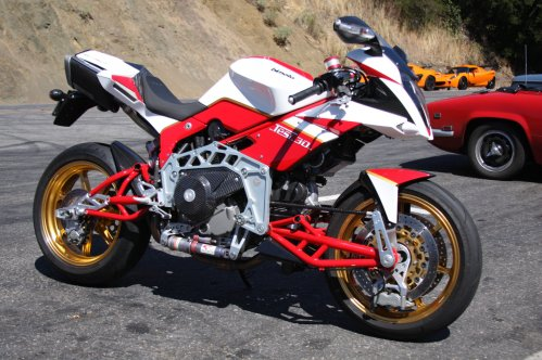 Three unconventional motorcycle suspension systems that surprisingly worked