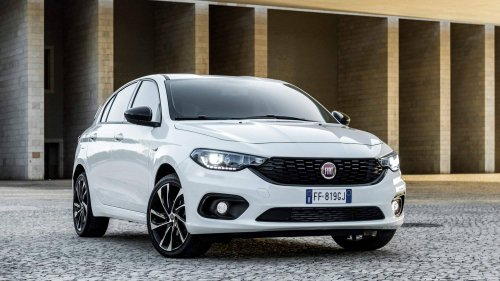 Fiat Tipo S-Design range-topper brings more style and equipment to the table
