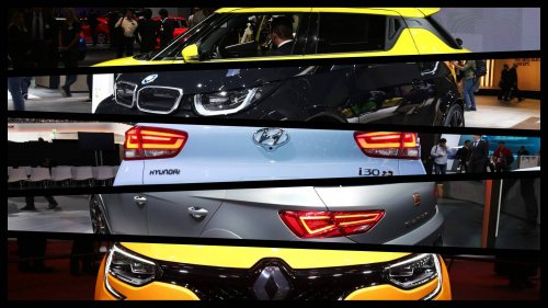 Top five hot hatches that made our hearts beat faster at the Frankfurt Motor Show