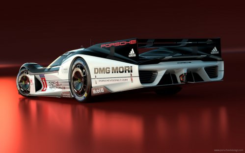 Porsche brings the 908-04 one step closer to reality